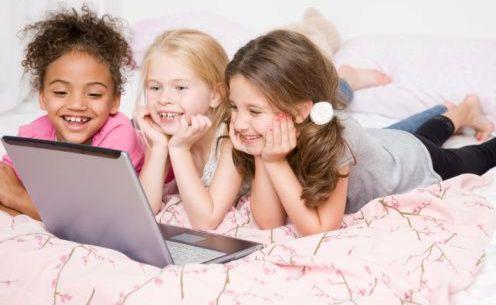 онлайн обучение детей