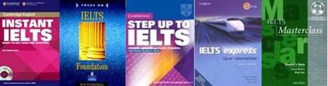 IELTS books