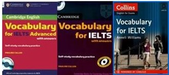 Vocabulary for IELTS books