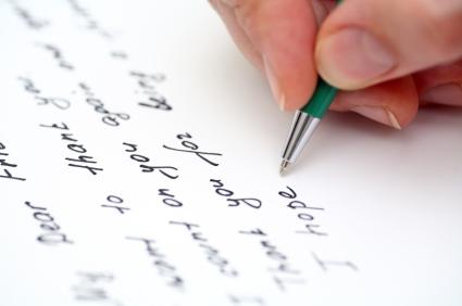 IELTS informal letter