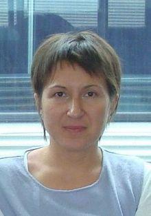Natalia Aronson