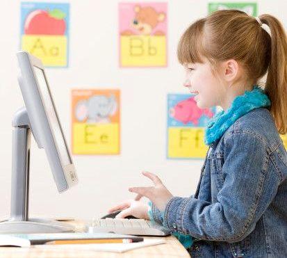 обучаем детей английскому по скайпу